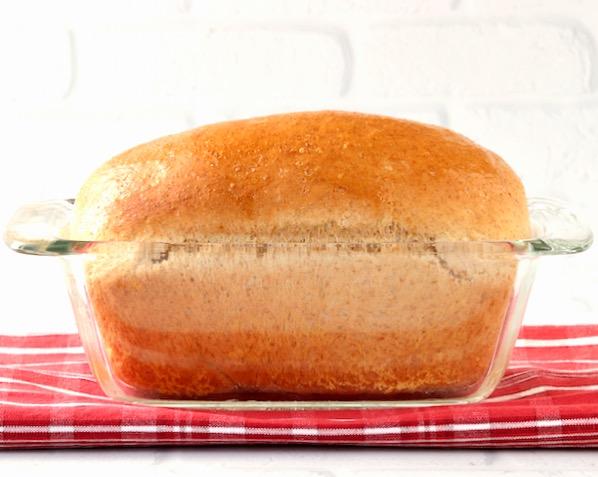 Honey Wheat Sandwich Bread Recipe Easy