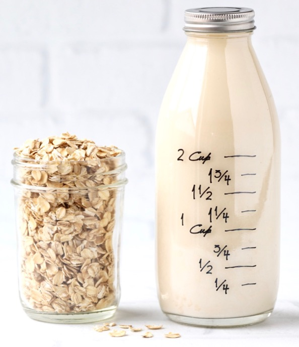 Vanilla Oat Milk Recipe Easy