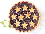 Easy Blueberry Pie Recipe from Scratch Homemade