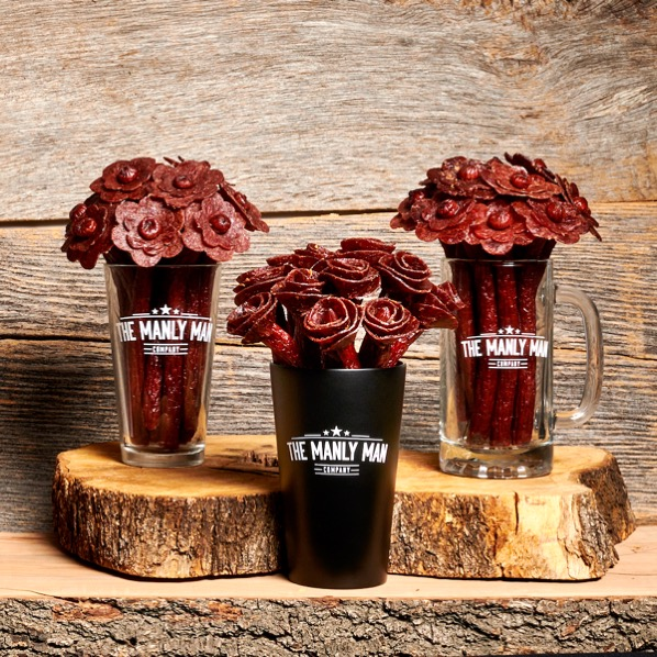 Bacon Roses Manly Man