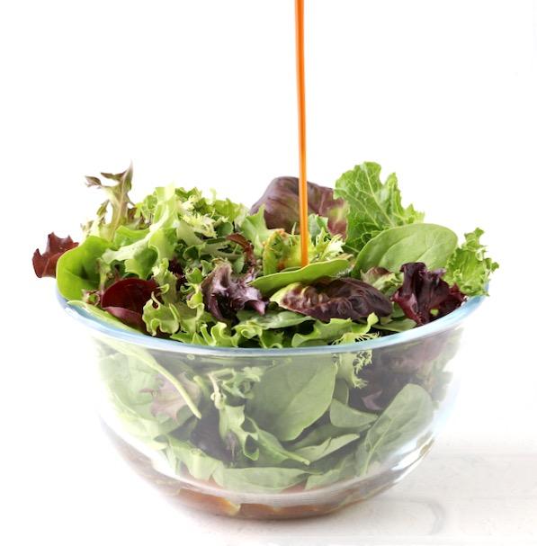 Balsamic Honey Salad Dressing Recipe