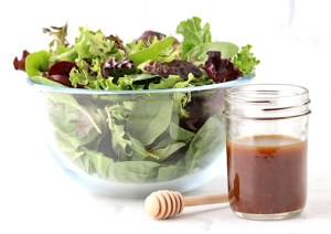 Honey Balsamic Dressing Recipe