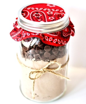 BIG List of Gifts in a Jar Recipes