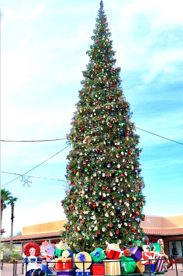 Anthem Arizona Christmas Tree Lightning