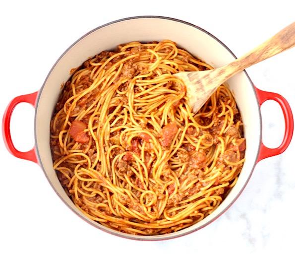 Taco Spaghetti Recipe Tasty Easy Dinner