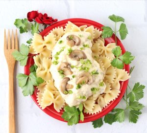 Crockpot Chicken Stroganoff Recipe Easy