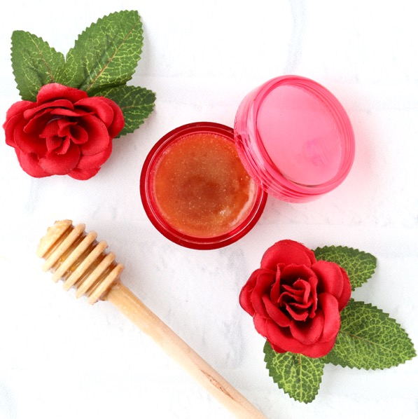 DIY Lip Scrub Recipe