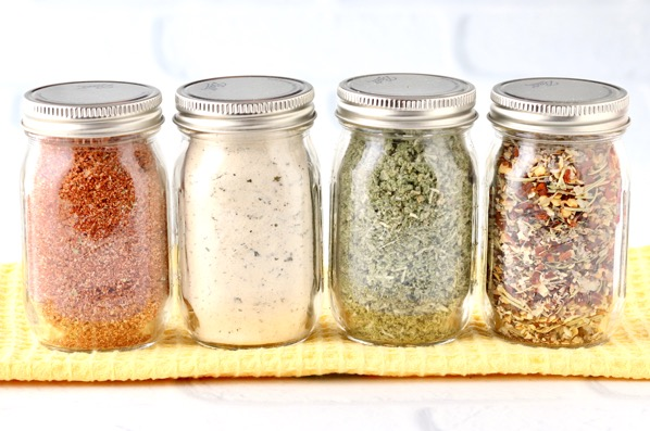 DIY Seasoning Recipes Easy