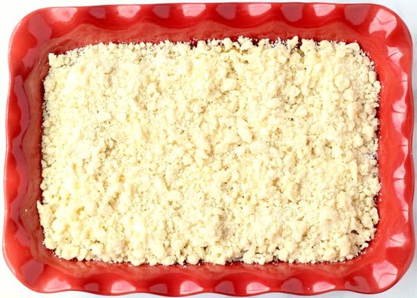 Peach Cheesecake Dump Cake Recipe