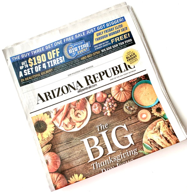 Discounted Newspaper Subscriptions