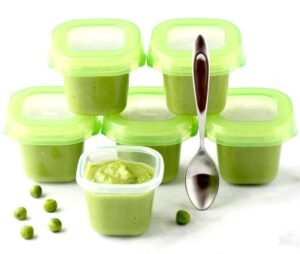 Homemade Baby Food Peas Recipe Easy