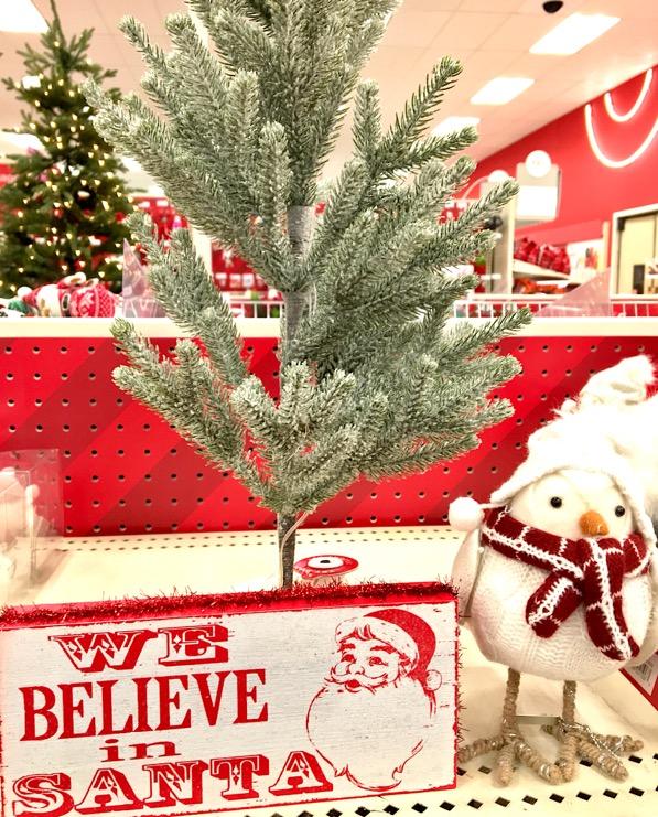 Target Christmas Decor Deals