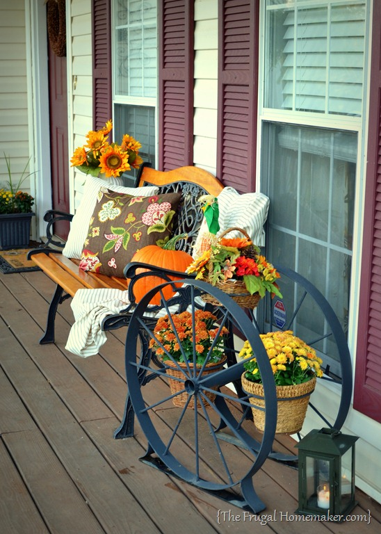 Clic Porch Decorating Ideas Fall