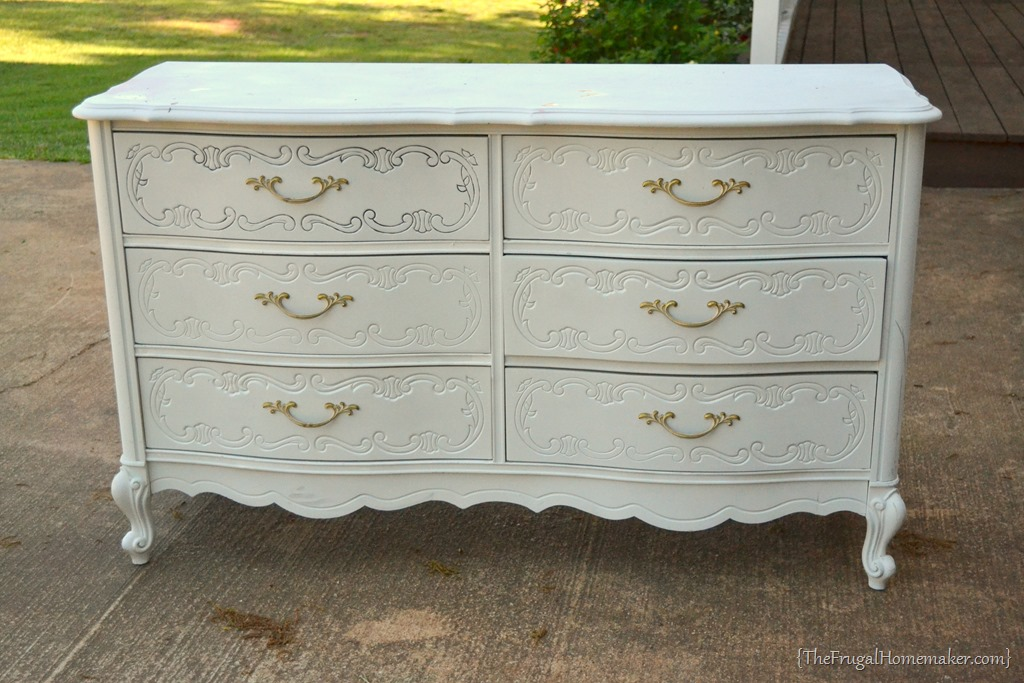 French Provincial Bedroom Furniture Used
