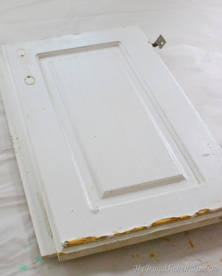 How to refinish mdf cabinet doors for Mdf painted cabinet doors