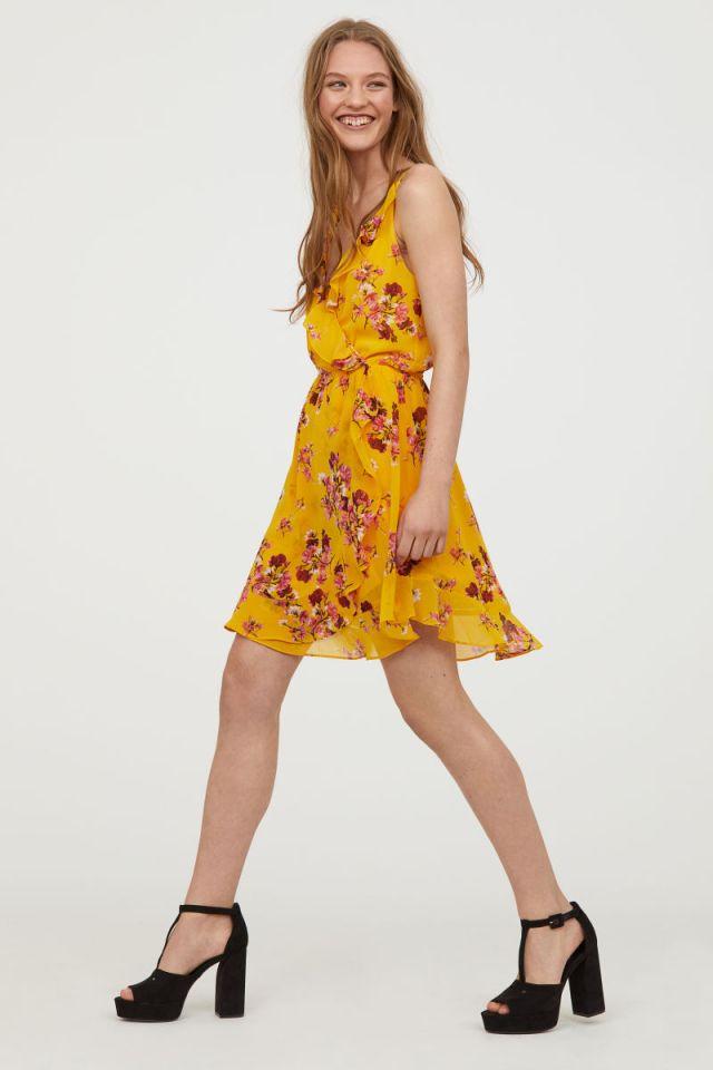 Short Flouncy Dress