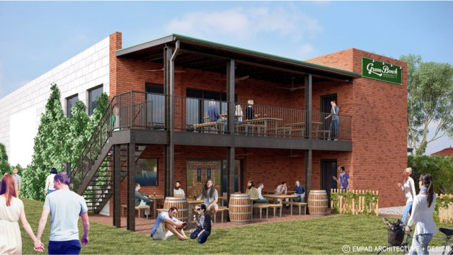Expansion plans underway at Green Bench Brewing Co.