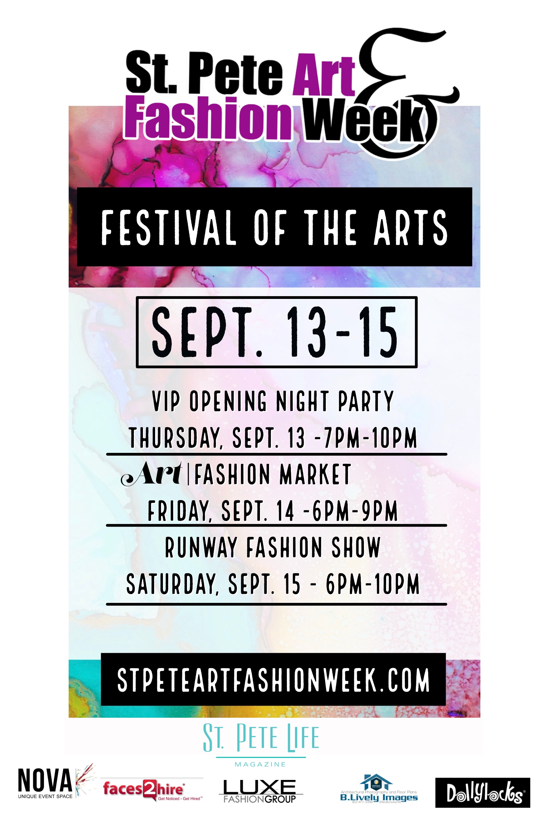 St. Pete Art and Fashion Week is a bridge of 2 worlds