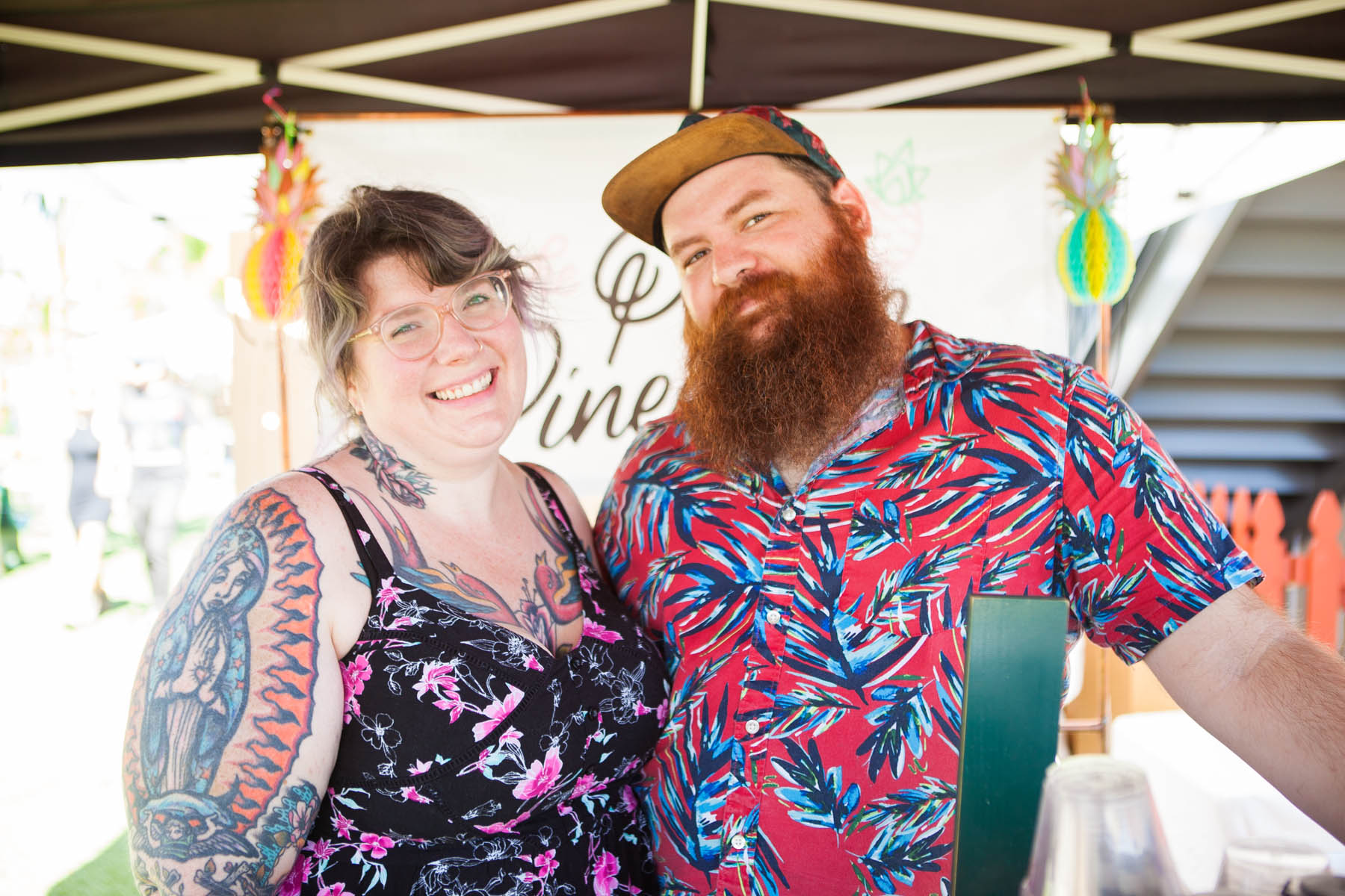 Seminole Heights gets vacay vibes from The Pink Pineapple tiki bar