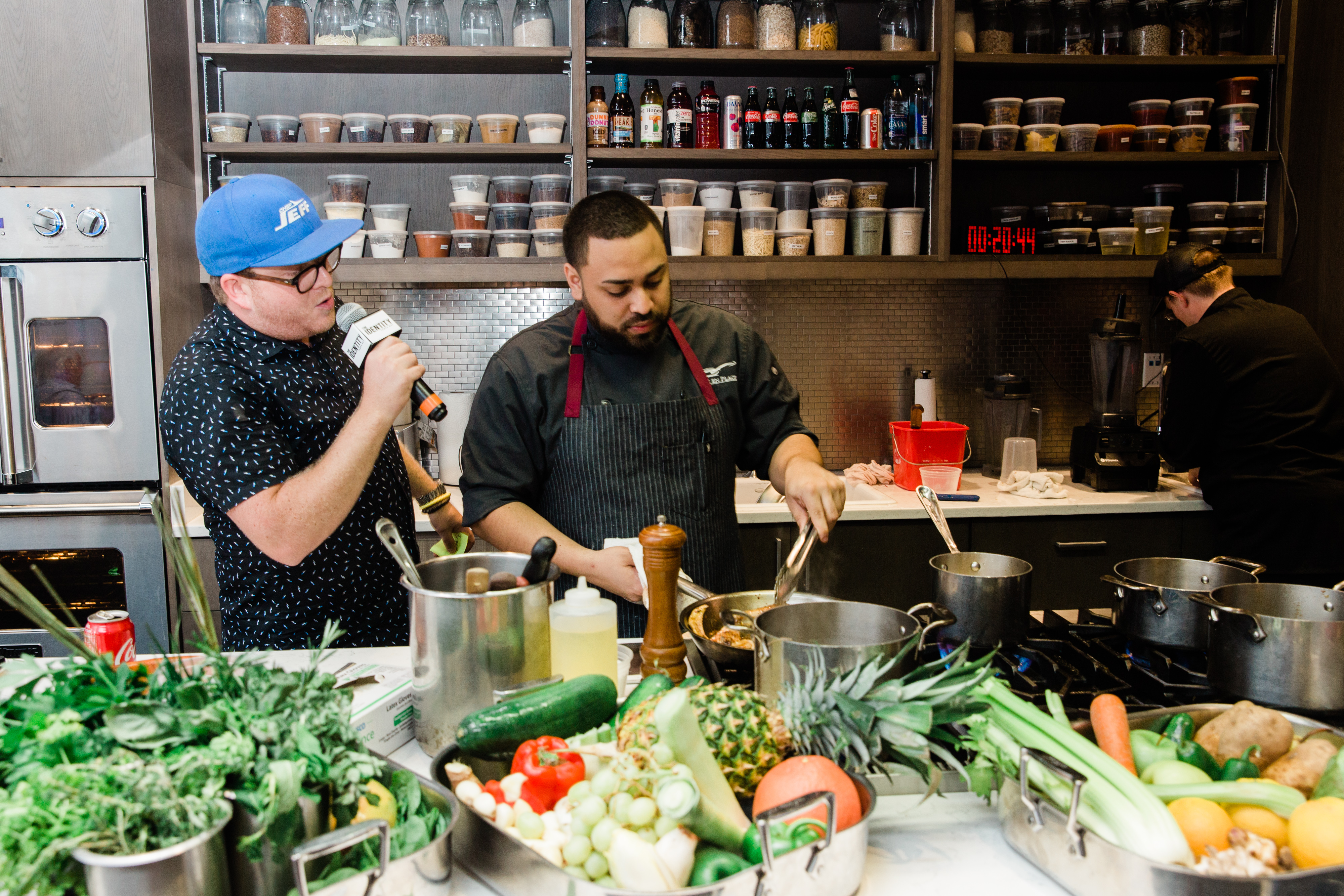 5th annual cooking competition Epic Chef Showdown benefits Feeding Tampa Bay