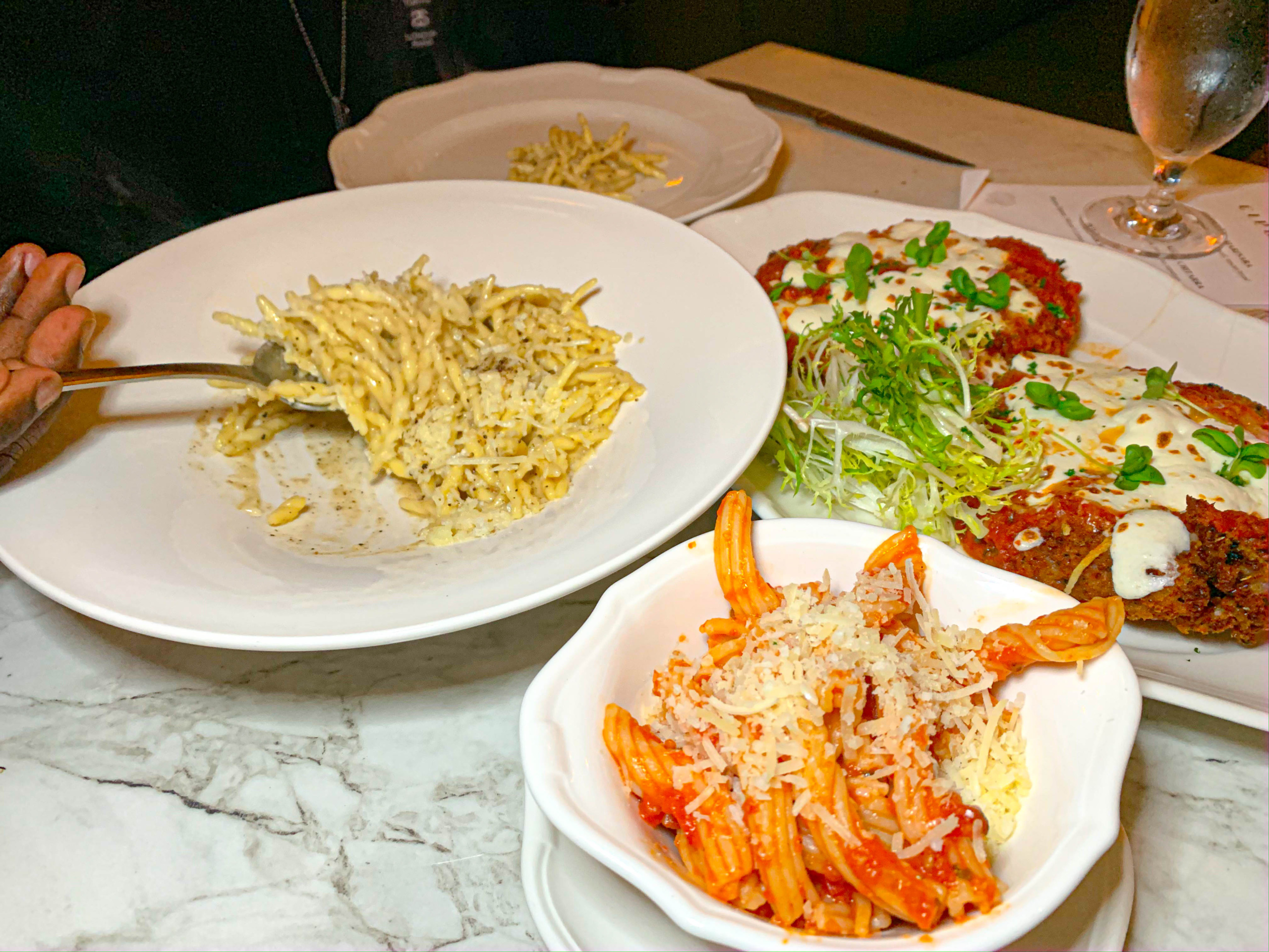 Have you eaten at Cipresso, yet? You should.