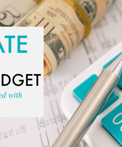 Create a 2018 Budget You Can Succeed With