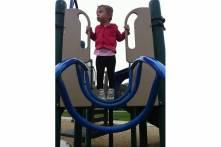 Playground on Wellington Ave