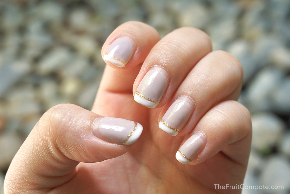 The Wedding Nails | THE FRUIT COMPOTE
