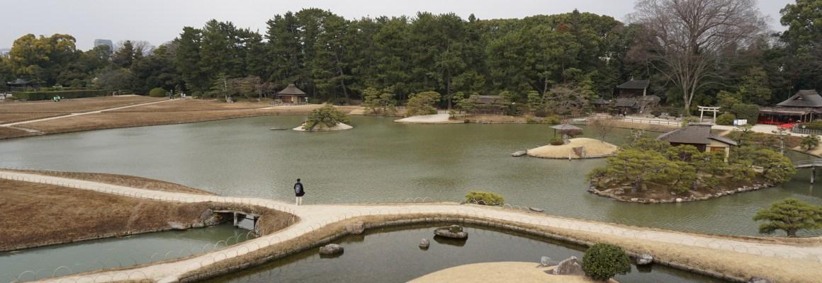 A day at Korakuen Garden – Okayama