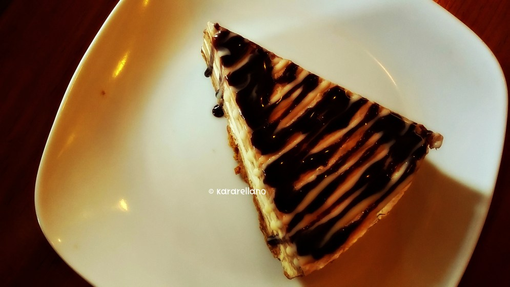 Chocolate Marble Cheesecake for everyone <3