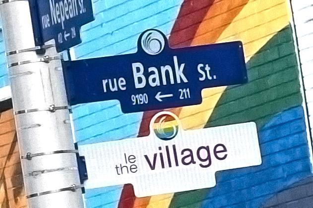 s Bank Street Gay Village
