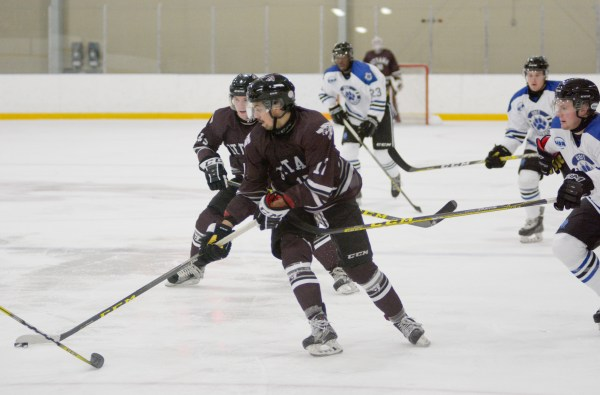 Penalties and hot goaltending lead to home opener loss ...