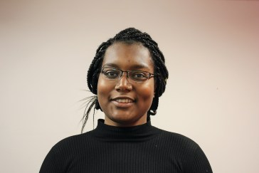 Leila Moumouni-Tchouassi, candidate, vice-president equity. Photo: Graham Robertson.