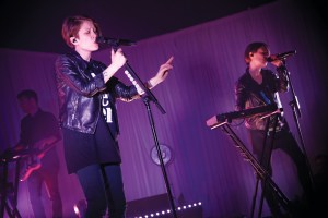 Tegan & Sara at The Hangar at O.C. Fairgrounds