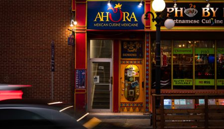 Ahora restaurant
