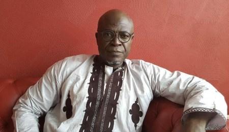 Professor Boulou Ebanda de B'béri