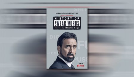 The History of Swear words promotional poster