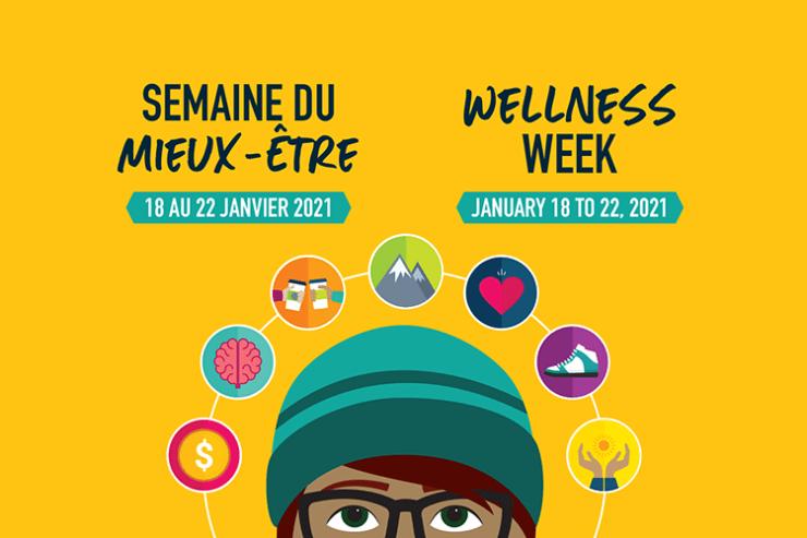 Wellness week poster