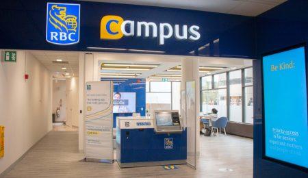 RBC branch in the UCU