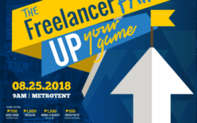 The Freelancer Fair 2018: Helping Freelancers Up Their Game