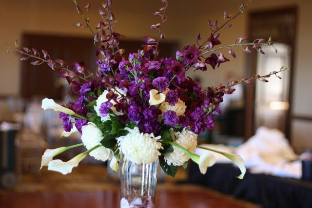 Melissa Lansdowne Resort And Holly Heider Chapple Flowers