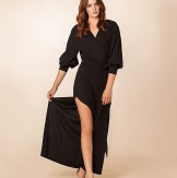 Kate Maxi Robe by Dear Bowie