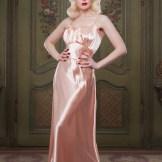 AW1415-Bettie-Peach-Satin-Night-Gown-Betty-Blues-Loungerie