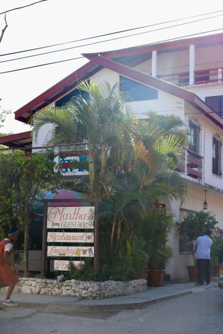 Martha's Guesthouse