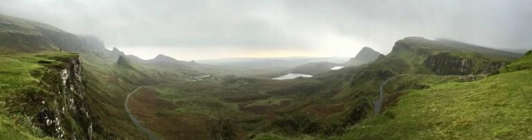 Panorama of the Quiraing