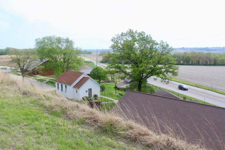 Viewpoint at the Harrison County Historical Village and Iowa Welcome Center