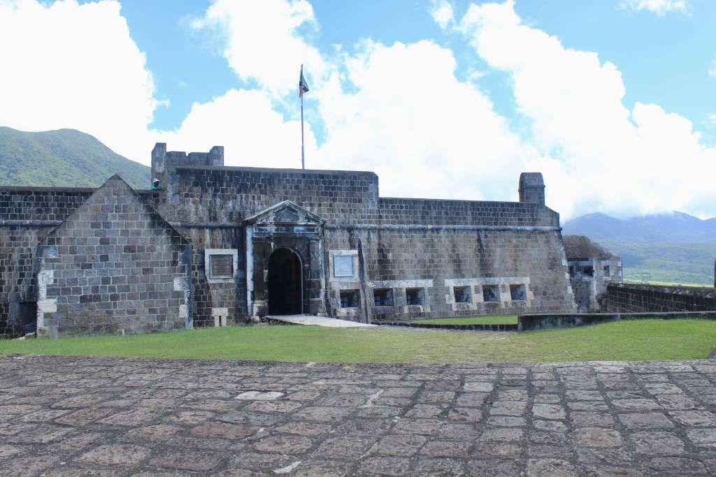 Brimstone Hill Fortress, one of the best things to do on St. Kitts