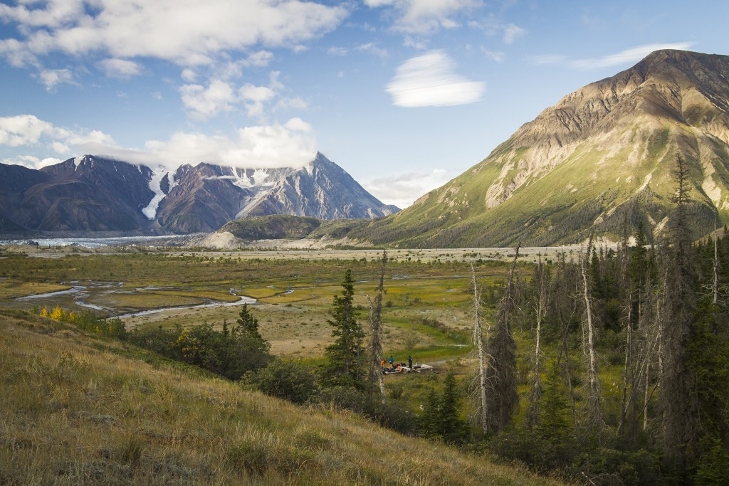 Kluane National Park, stop two on this Yukon itinerary