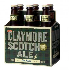 Great Divide - 09 Claymore Scotch Ale - 6pack