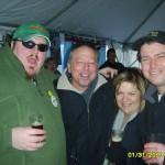 Even more happy beer lovers